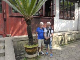 Rita & Maud i Kina