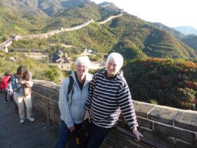 Äntligen kinesiska muren!