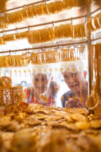Besök på gold souk i Dubai