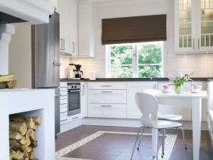 Drömmen om ett nytt kök och fixa om hemma.