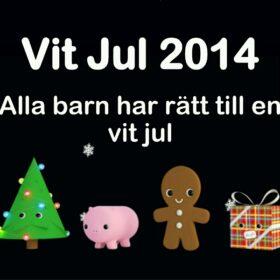 Såg gick Vit Jul 2014