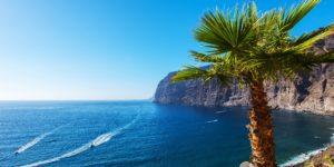 Nicole valde Kanarieöarna
